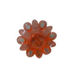 Round Plastic Floating Diwali Diya, Packaging Type: Box