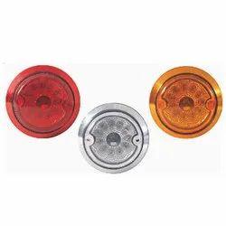Tail Light Type 5 W/Ring LED