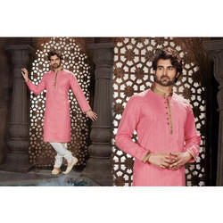 Designer Stylish Men Kurta Payjama