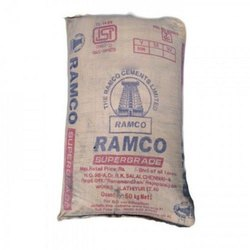 Ramco 43 Grade Cement, Packing Size: 50 Kg, Cement Grade: Grade 43