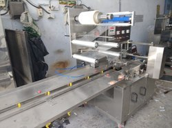 Wafer Biscuits Pillow Packing Machines
