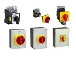 ABB and Schneider Load Break Switches, 8 Poles