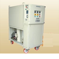 Vacuum Dehydration Unit