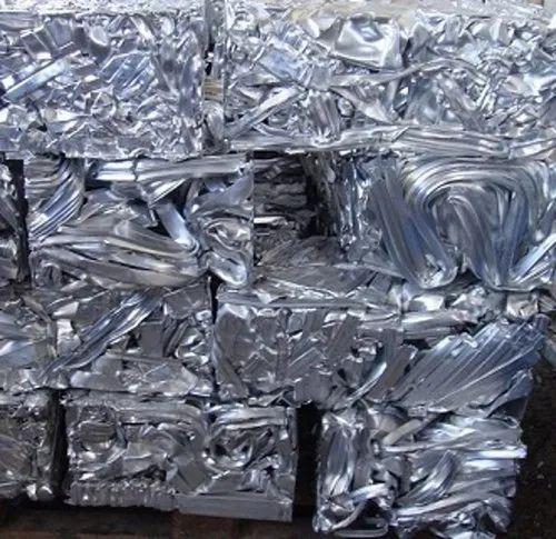 Aluminium Scrap - 6063 Extrusion / Section - 3-5%