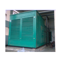 Industrial Sound Proof Acoustic Enclosures