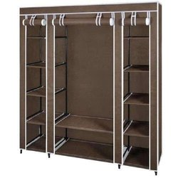 92c3c6d27e2 3 Door Foldable Wardrobe at Rs 900  piece
