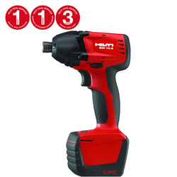 Hilti SID 14-A Cordless Drills and Impact Wrenches, Warranty: 1 year