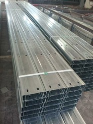 Galvanizing Steel Purlin