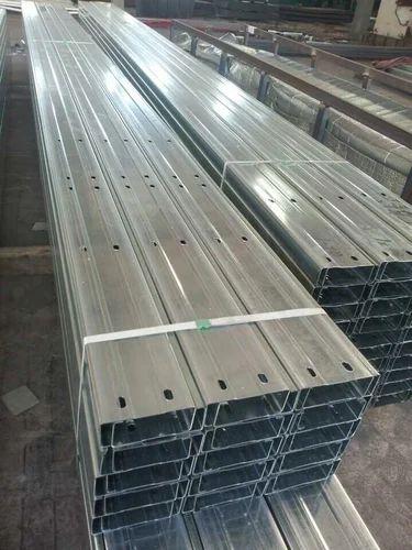 Galvanizing Zinc Galvanizing Steel Purlin Manufacturer