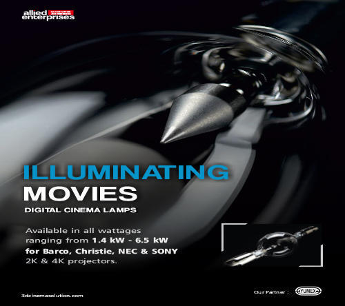 Cinema Projector Lamps
