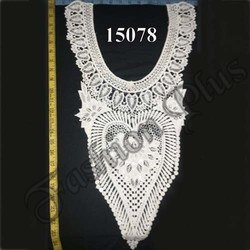 Cotton Lace Neck Collar Patches