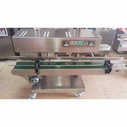 Semi-Automatic Stainless Steel Mini Pouch Sealing Machine