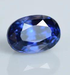 Natural Royal Blue Sapphire- 3.13 Carat