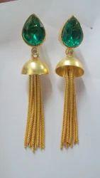 Hanging Light Green Jewellery