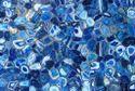 Brazilian Blue Agate Slab