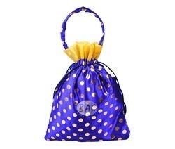 Dotted Potli Bag