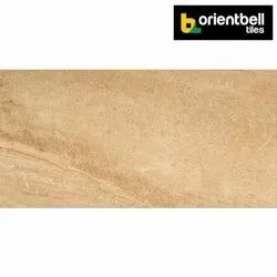 Orientbell PGVT REGAN BEIGE Marble Floor Tiles, Size: 600X1200 mm