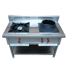 Chinese Gas Burner Range