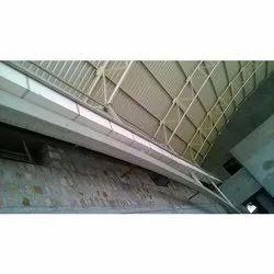 FRP Roofing Gutter