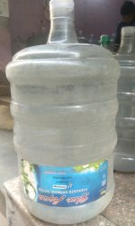 Blue Aqua Drinking Water