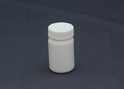White 50 Ml To 1500 Ml 500 Tablet Crc Bottle