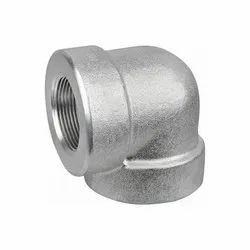 Alloy Steel Threaded Elbow