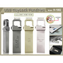 Keylock Pendrive H-1082