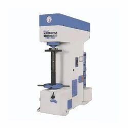 Hydraulically Operated Brinell Hardness Testing Machine