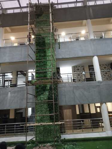 Corporate Building Artificial Vertical Green Wall