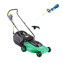 Electric Lawn Grass Cutting Machine