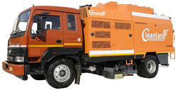 Truck Sweeper For Road
