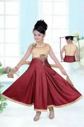 Designer Kids Flower Gown