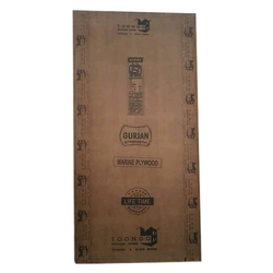 Gurjan Marine Plywood, for Furniture, Thickness: 0.5-2 Inch