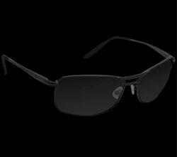 Gun Metal Gray Sunglasses