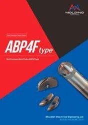 Finishing Ball Cutter ABP4F