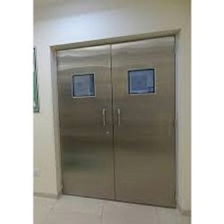 Ss Stainless Steel Hermatically Sealed Door