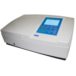 Single/Double Beam Microprocessor Spectrophotometer