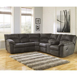 Living Room Sofa, Sofa Furniture - T And T Furnitures, Ahmedabad ...