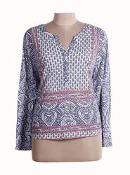 Ladies Full sleeves top