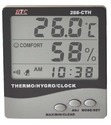 288 CTH HTC Thermo Hygro Clock
