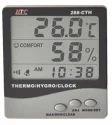 288 CTH HTC Thermo Hygro Clock