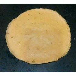 Round Potato Papad