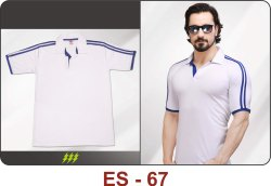 ES-67 Polyester T-Shirts