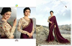 Vinay sheesha hotstar designer sarees
