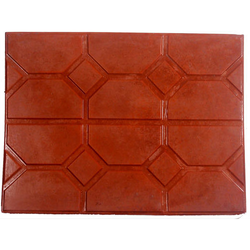 Rubberised PVC Moulds for Floor Tile