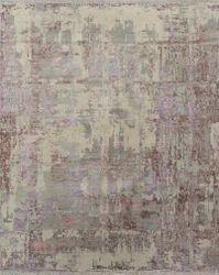 Handmade Wool Bamboo Silk Carpets For Bedroom