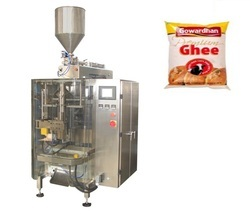 automatic ghee pouch packaging machine
