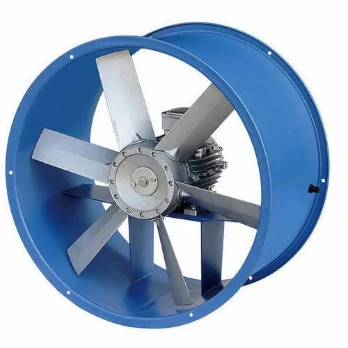 Bharat Wall Mounted Vane Axial Fan Rs 6000 Piece Bharat