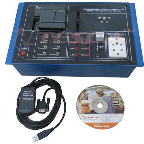 Plc Trainer Kit At Rs 25000   Piece