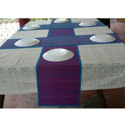 Bamboo Dinner Table Runner